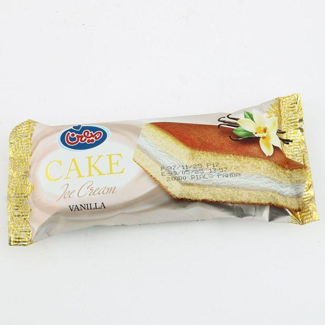 کیک بستنی 60 گرم میهن - کیک بستنی 60 گرم میهن
