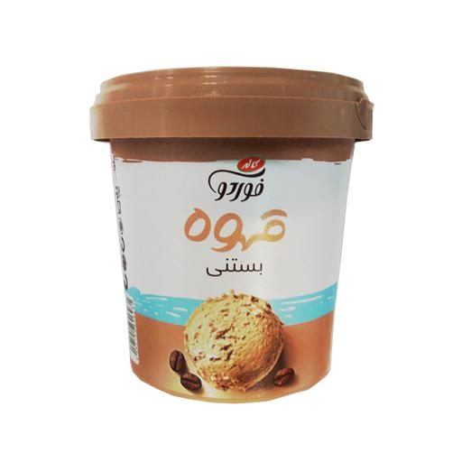 بستنی قهوه اسپکتا 280 گرم کاله - بستنی قهوه اسپکتا 280 گرم کاله