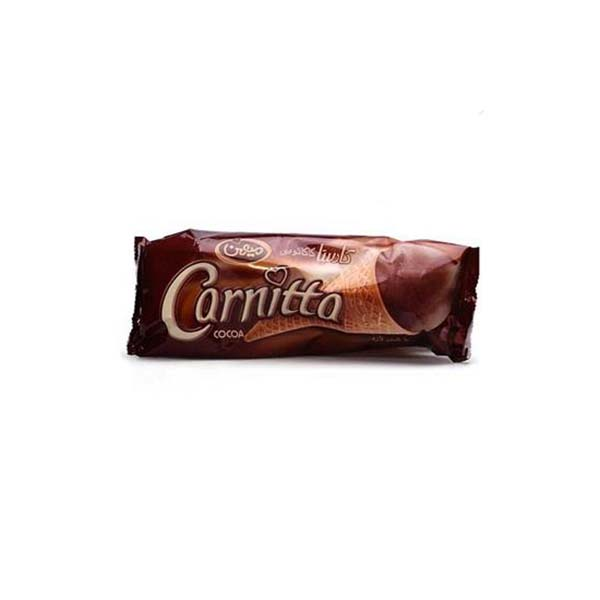 بستنی کارنیتا قیفی کاکائویی میهن - بستنی کارنیتا قیفی کاکائویی میهن