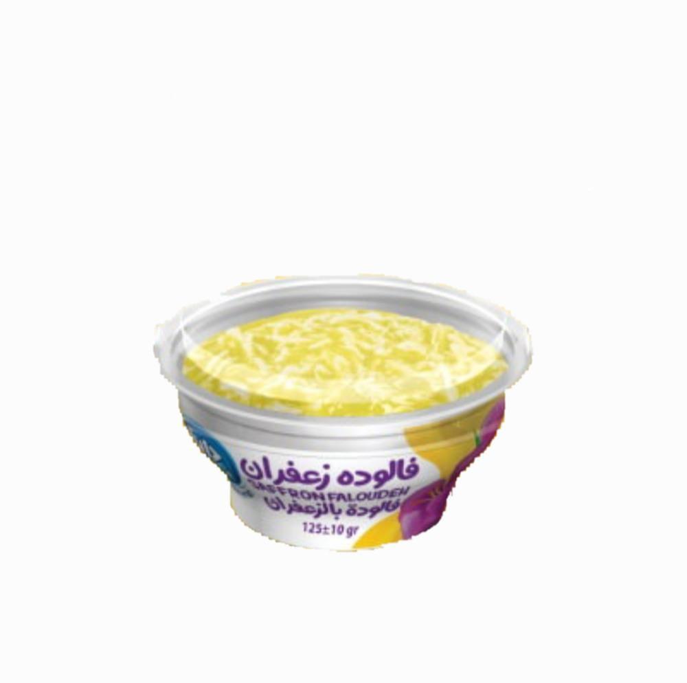 بستنی فالوده زعفرانی دایتی - بستنی فالوده زعفرانی دایتی