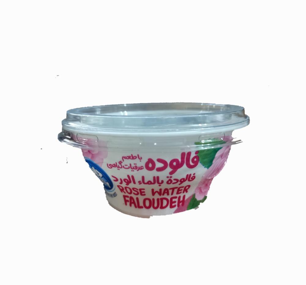 بستنی فالوده باطعم عرقیات گیاهی دایتی - بستنی فالوده باطعم عرقیات گیاهی دایتی