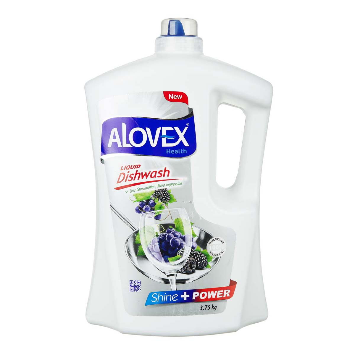 مایع ظرفشویی آلوکس انگور و بلوبری 3750 گرمی - مایع ظرفشویی آلوکس انگور و بلوبری 3750 گرمی