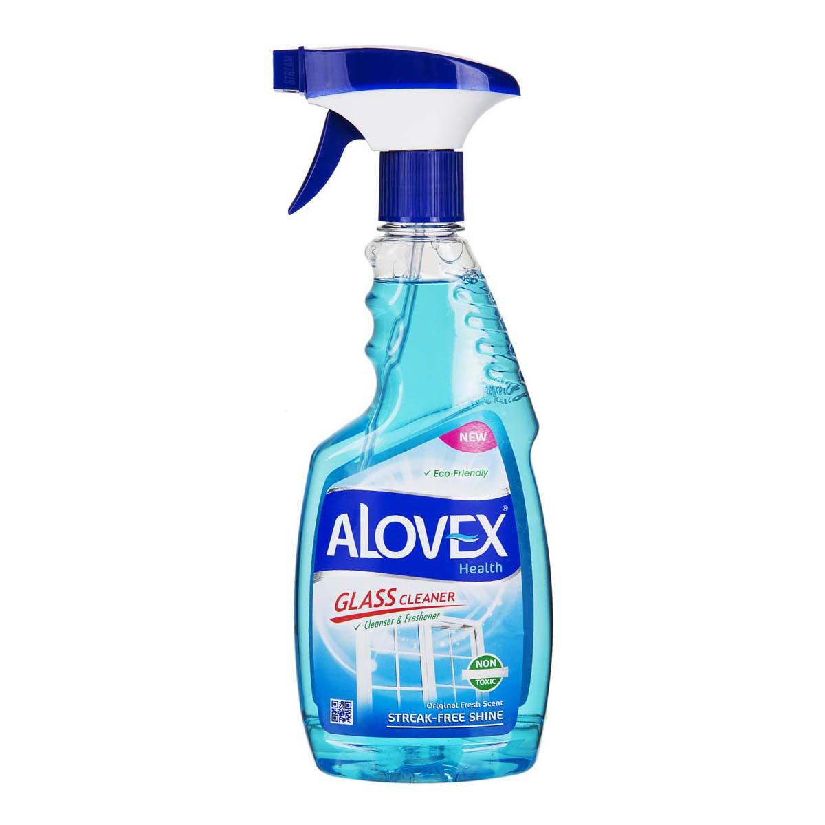 شیشه پاک کن آلوکس 500 میل - شیشه پاک کن آلوکس 500 میل