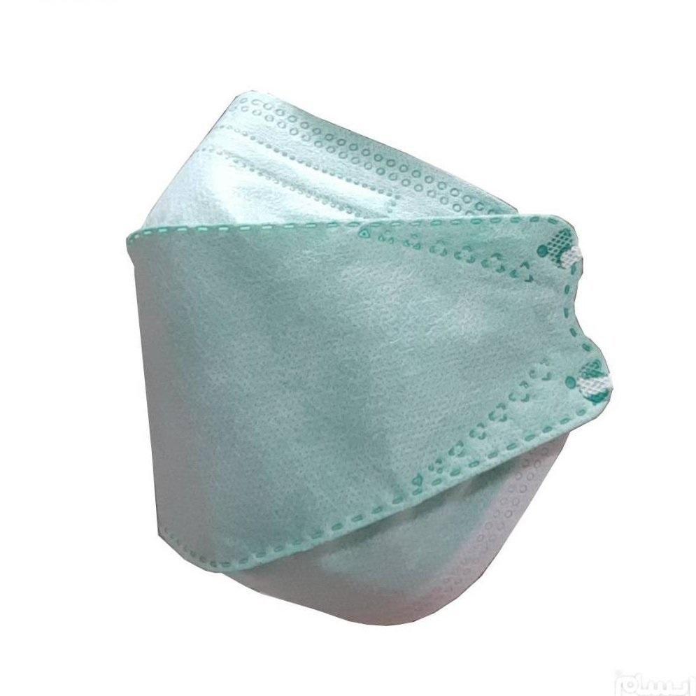 ماسک تنفسی سه بعدی G.H.T بسته 25 عددی - ماسک تنفسی سه بعدی G.H.T بسته 25 عددی