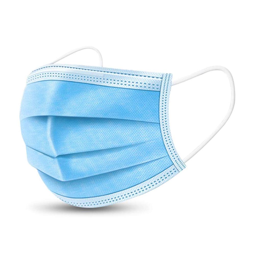 ماسک تنفسی 3 لایه مدل دی پی ماسک بسته 50 عددی - ماسک تنفسی 3 لایه مدل دی پی ماسک بسته 50 عددی