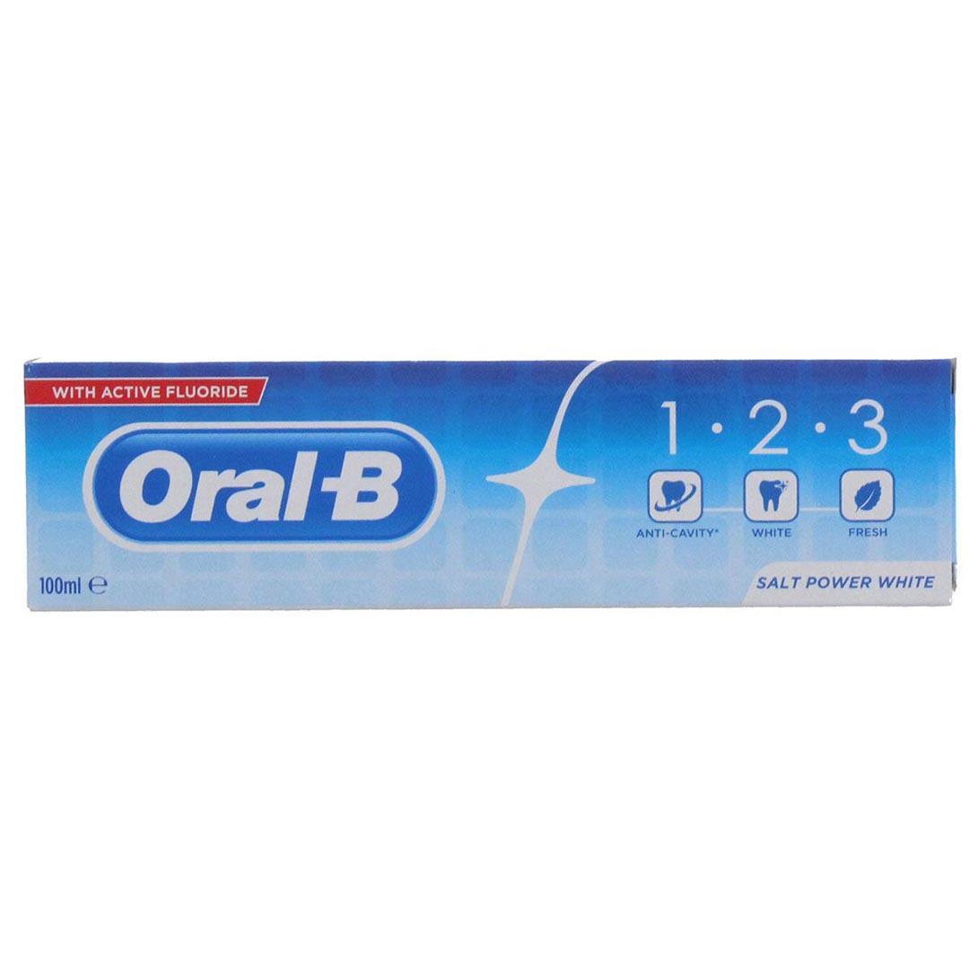 خمیر دندان 100 میل اورال Oral-B - خمیر دندان 100 میل اورال Oral-B