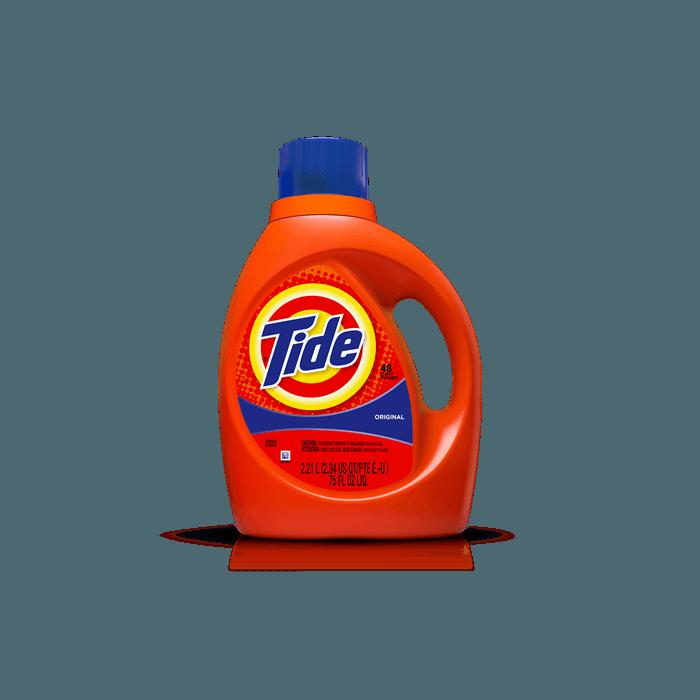 مایع لباسشویی  Tide Original - مایع لباسشویی  Tide Original