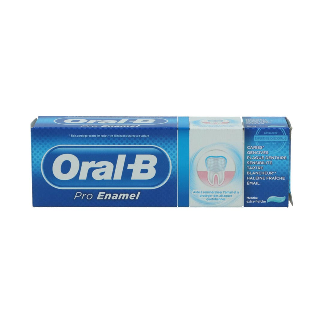 خمیردندان  75MIL اورال بی(Oral B) - خمیردندان اورال بی(Oral B)