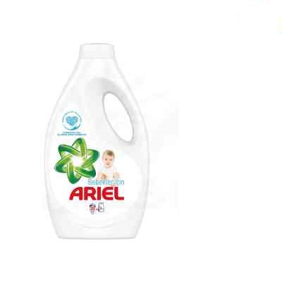 مایع ماشین لباسشویی آریل مخصوص لباس کودک 1.3 لیتر (ARIEL) - مایع ماشین لباسشویی آریل مخصوص لباس کودک 1.3 لیتر (ARIEL)