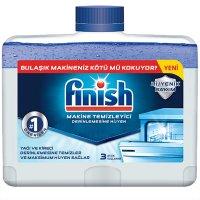 مایع جرم گیر ماشین ظرفشویی 250 گرم فینیش(FINISH) - مایع جرم گیر ماشین ظرفشویی 250 گرم فینیش