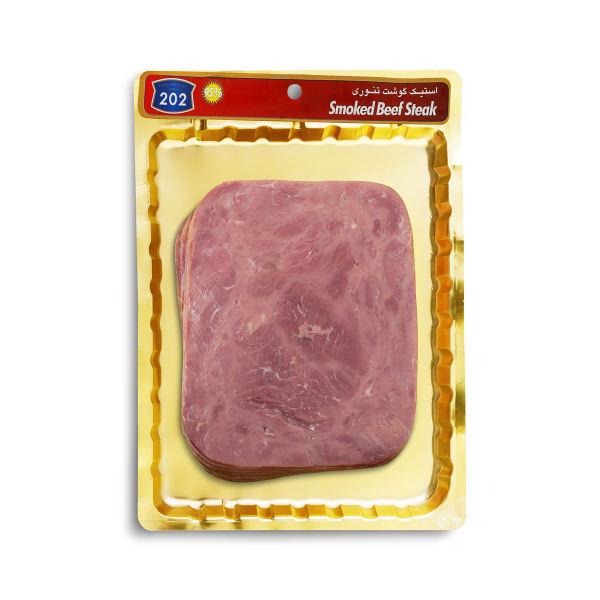 بیکن استیک گوشت تنوری 202 - بیکن استیک گوشت تنوری 202