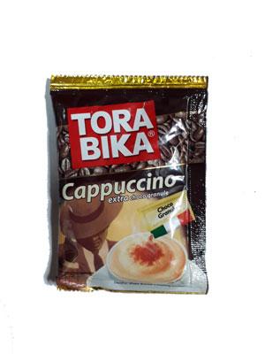 کاپوچینو تک عددی TORA BIKA - کاپوچینو تک عددی TORA BIKA