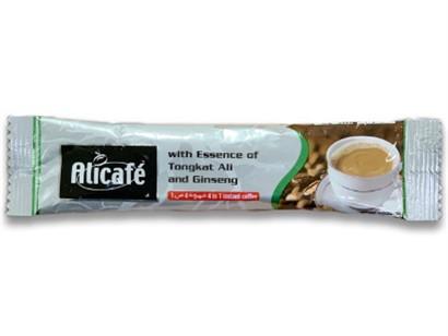 قهوه علی کافه بدون شکر 1*4 تک عددی  - قهوه علی کافه بدون شکر 1*4 تک عددی