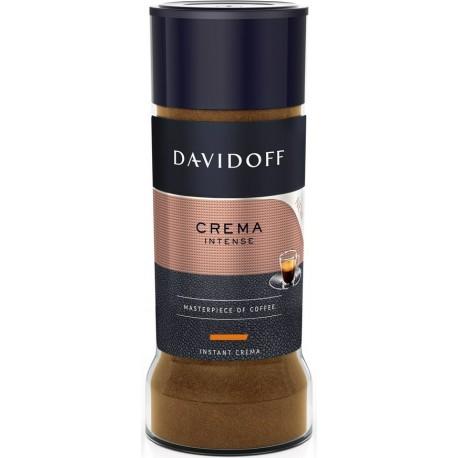 قهوه فوری دیویدوف DAVIDOFF مدل خامه ای 90g - قهوه فوری دیویدوف DAVIDOFF مدل خامه ای 90g