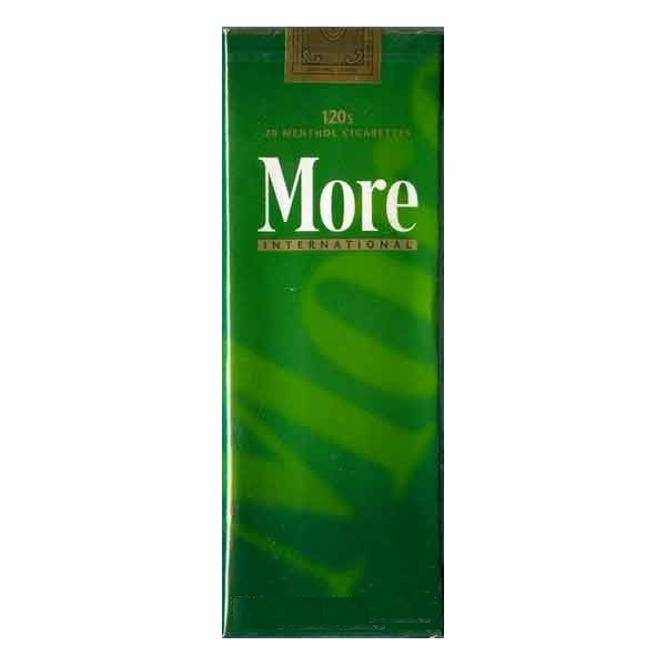 سیگار مور More 120s - سیگار مور More 120s