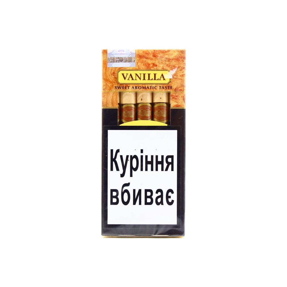سیگار برگ تک عددی وانیلا VANILLA - سیگار برگ تک عددی وانیلا VANILLA