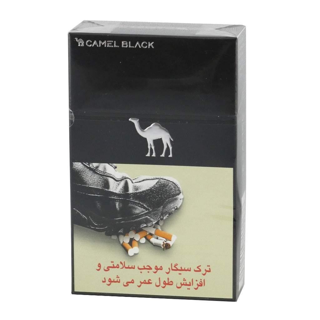 سیگار کمل مشکی CAMEL - سیگار کمل مشکی CAMEL