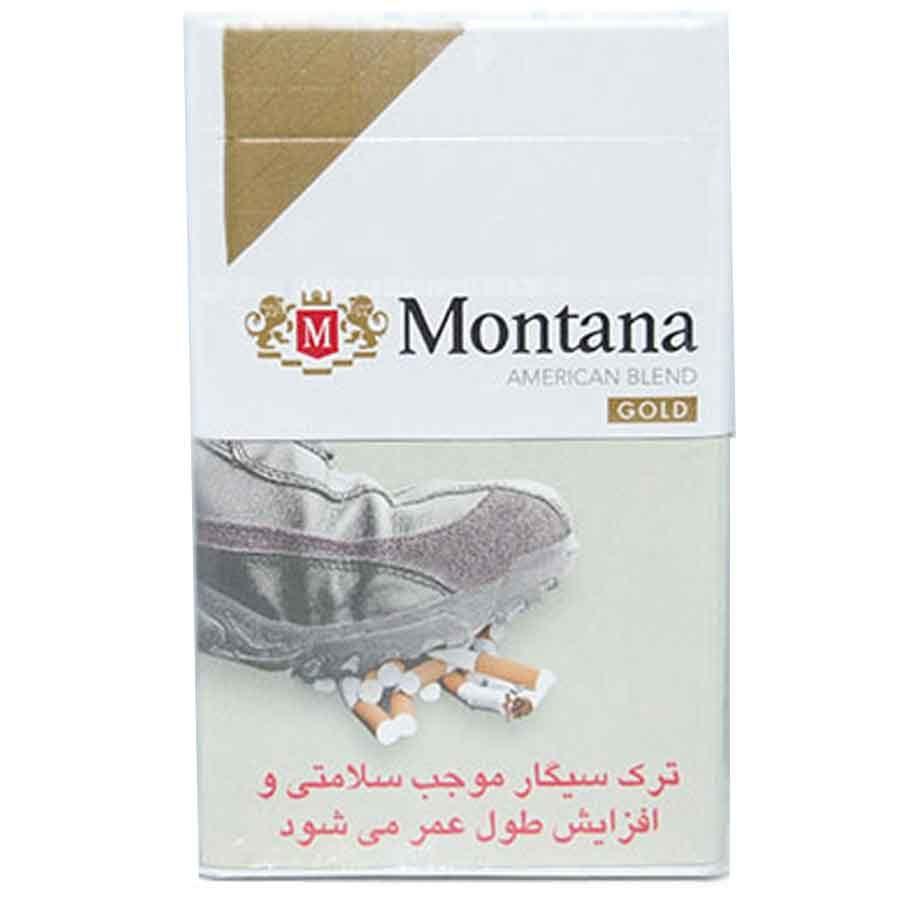 سیگار مونتانا گلد Montana Gold - سیگار مونتانا گلد Montana Gold
