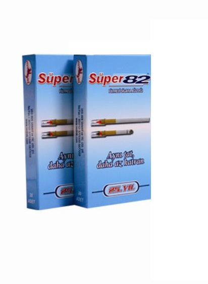 فیلتر سیگار 20 عددی سوپر82 - فیلتر سیگار 20 عددی سوپر82