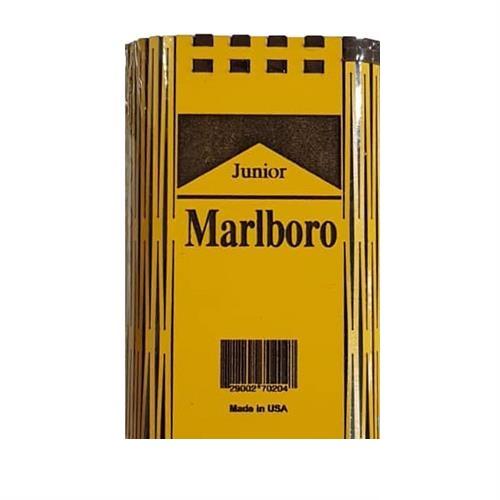 سیگار پاکت چوبی زرد جونیور مارلبرو Marlboro Junior - سیگار پاکت چوبی زرد جونیور مارلبرو Marlboro Junior