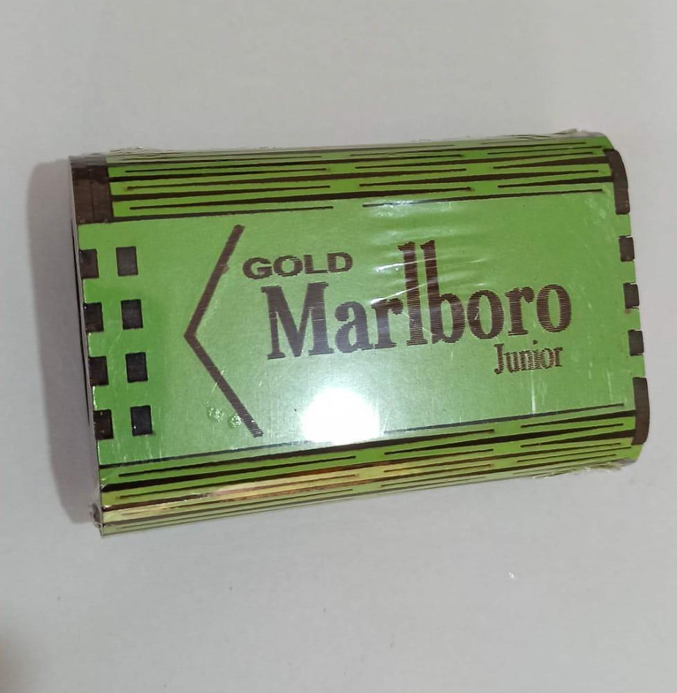 سیگار پاکت چوبی سبز جونیور مارلبرو Marlboro Junior - سیگار پاکت چوبی سبز جونیور مارلبرو Marlboro Junior
