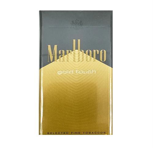 سیگار مارلبرو گلد تاچ Marlboro Gold Touch - سیگار مارلبرو گلد تاچ Marlboro Gold Touch