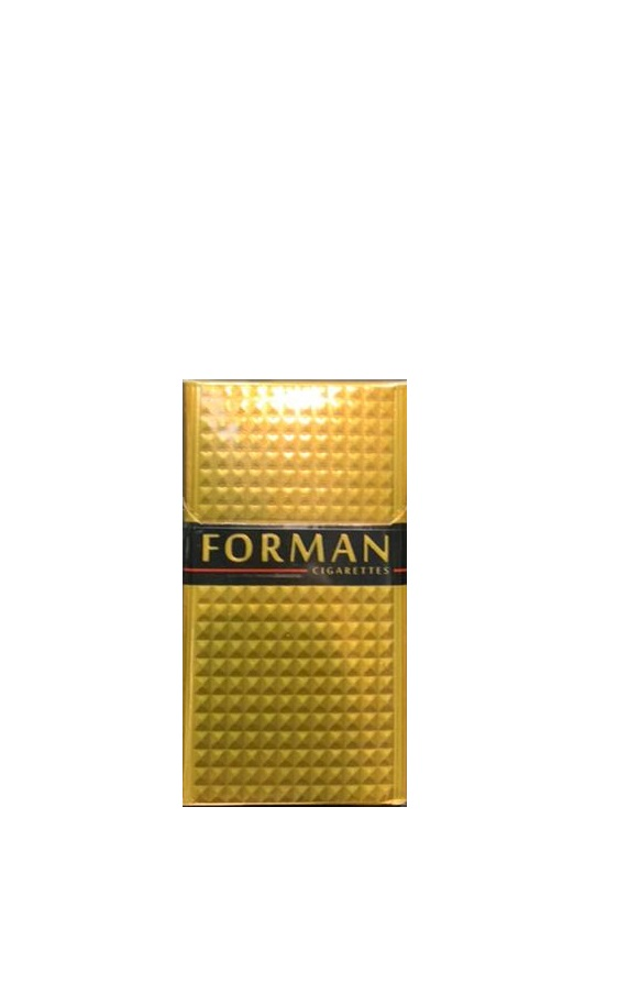 سیگار فورمن گلد - سیگار فورمن گلد