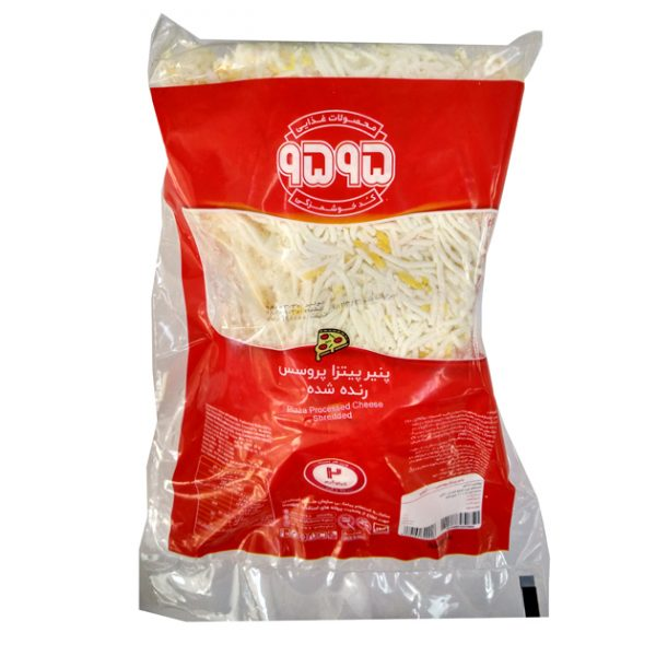 پنیر پیتزا تاپینگ 2 کیلو گرم 95 95 - پنیر پیتزا تاپینگ 2 کیلو گرم 95 95