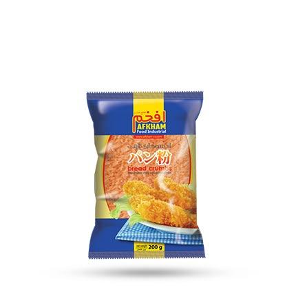آرد سوخاری نارنجی 1kg افخم - آرد سوخاری نارنجی 1kg افخم