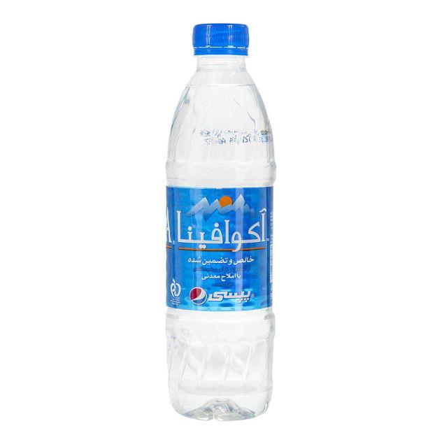 آب معدنی ۰.۵ لیتری 1عددی آکوافینا - آب معدنی ۰.۵ لیتری 1عددی آکوافینا