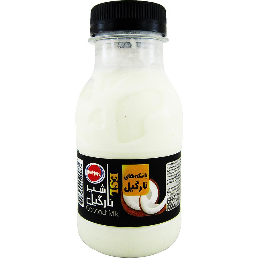 شیر نارگیل 210 میل رامک - شیر نارگیل 210 میل رامک