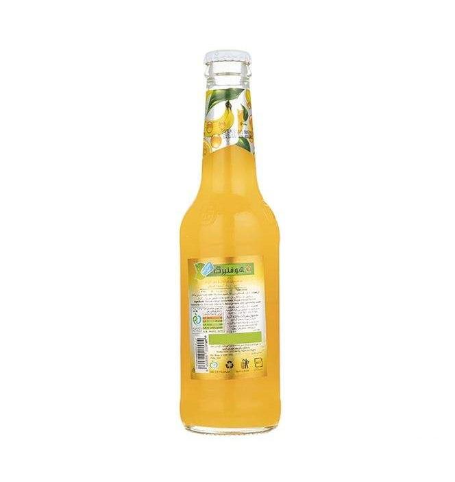 آب میوه گازدار شیشه پرتقال موز هوفنبرگ - آب میوه گازدار شیشه پرتقال موز هوفنبرگ