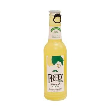 آبمیوه گازدار آناناس و نارگیل 275MIL فریز FREEZ - آبمیوه گازدار آناناس و نارگیل 275 میل فریز FREEZ