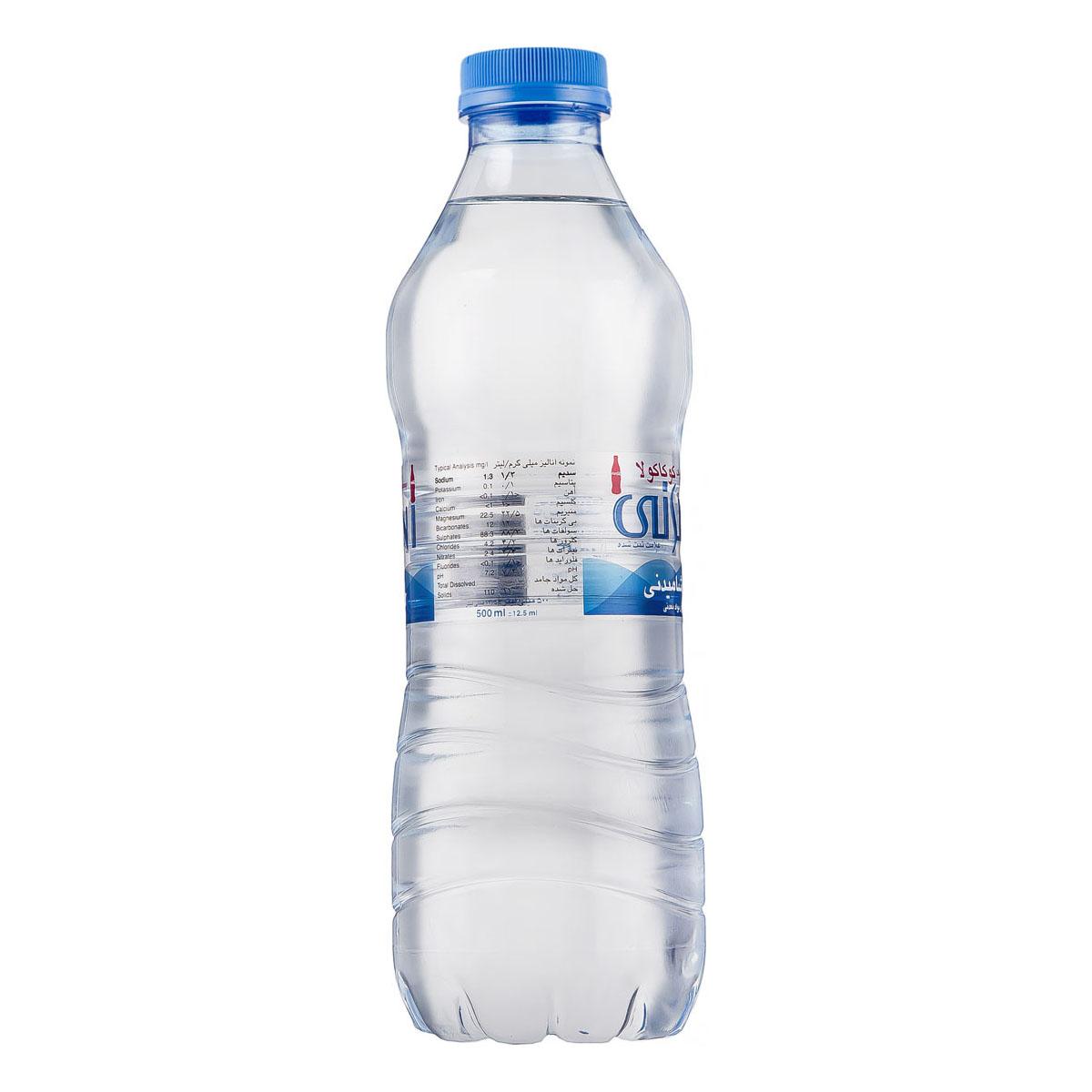 آب آشاميدنی 500ml دسانی - آب آشاميدنی 500 میلیلیتری دسانی