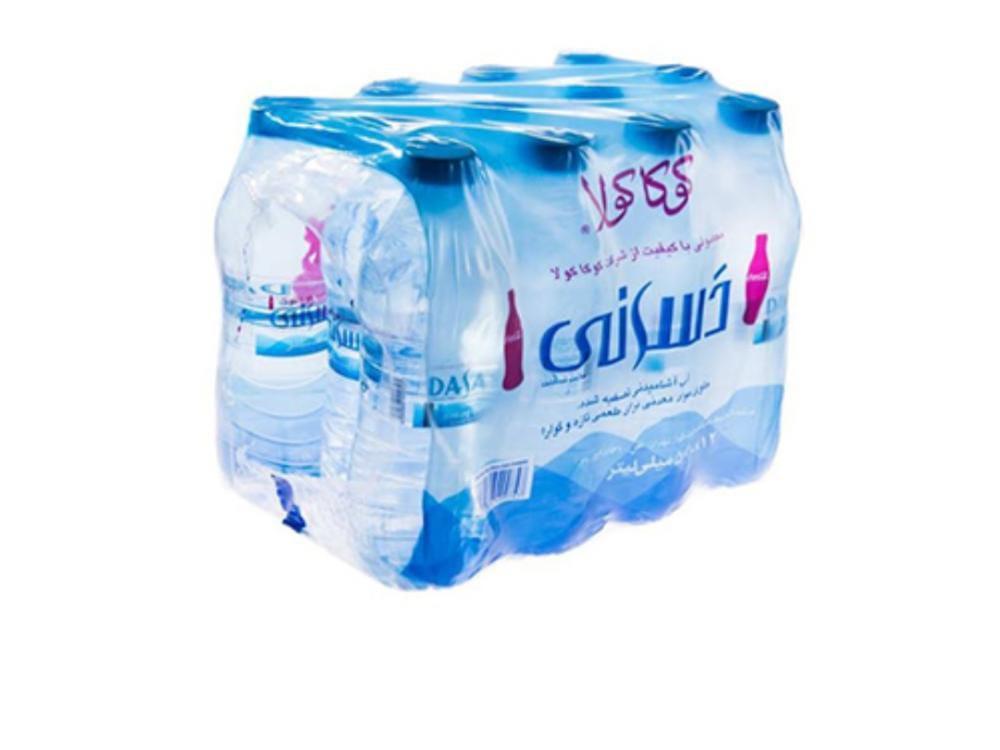 آب معدنی 500ml دسانی (12 عددی) - آب معدنی 500ml دسانی (12 عددی)