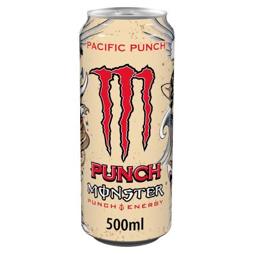 نوشیدنی انرژی زا مونستر پونچ (monster punch) - نوشیدنی انرژی زا مونستر پونچ (monster punch)