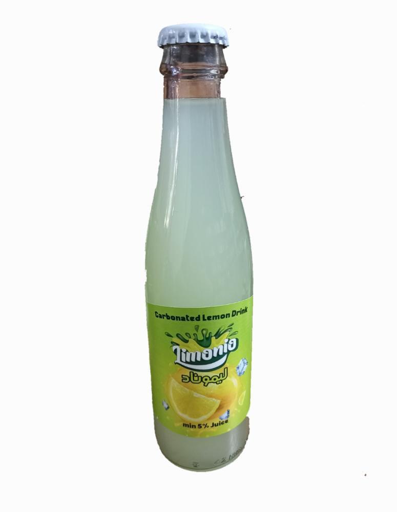 آبمیوه لیمویی شیشه 250MIL لیمونیو(Limonio) - آبمیوه لیمویی شیشه 250MIL لیمونیو(Limonio)