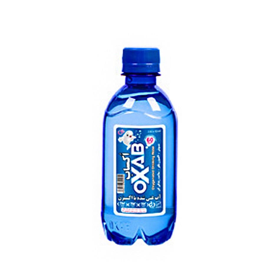 آب غنی شده با اکسیژن اکساب -330 میل  OXAB - آب غنی شده با اکسیژن اکساب -330 میل  OXAB
