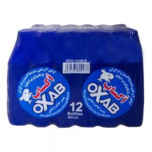 آب غنی شده با اکسیژن اکساب - 330میل  شل 12 عددی OXAB - آب غنی شده با اکسیژن اکساب - 330میل  شل 12 عددی OXAB