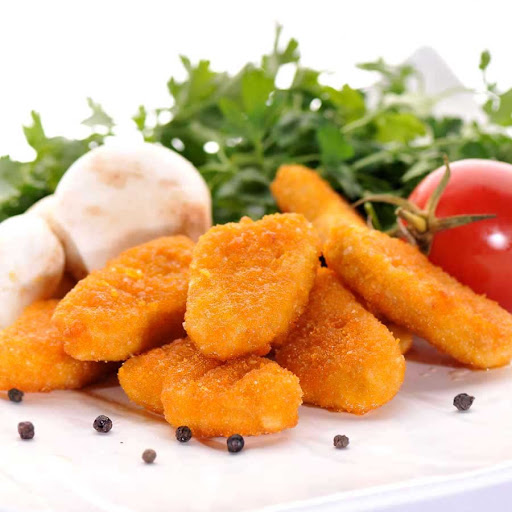 ناگت مرغ فله مقدار 500 گرم شاندیز - ناگت مرغ فله مقدار 500 گرم شاندیز