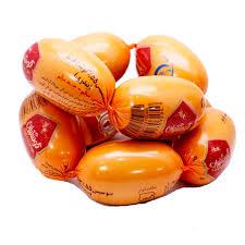 سوسیس کوکتل بندری 55% گوشتیران 250 گرم  - سوسیس کوکتل بندری 55 درصد 320 گرم گوشتیران
