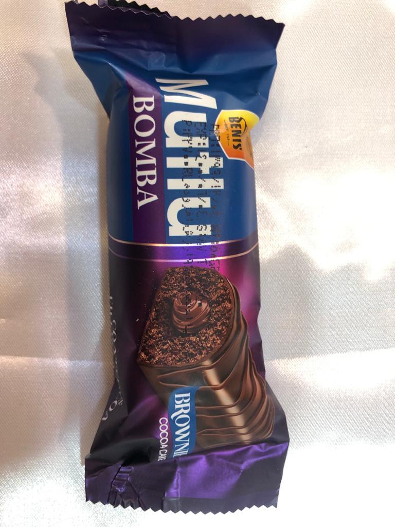 بنیس کیک براونی مغزدار کاکائو با روکش شکلات موتلو MUTLU - بنیس کیک براونی مغزدار کاکائو با روکش شکلات موتلو MUTLU
