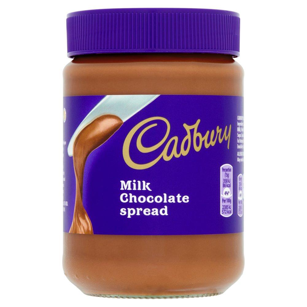 شکلات صبحانه شیری 400 گرم کت بری CADBURY - شکلات صبحانه شیری 400 گرم کت بری CADBURY