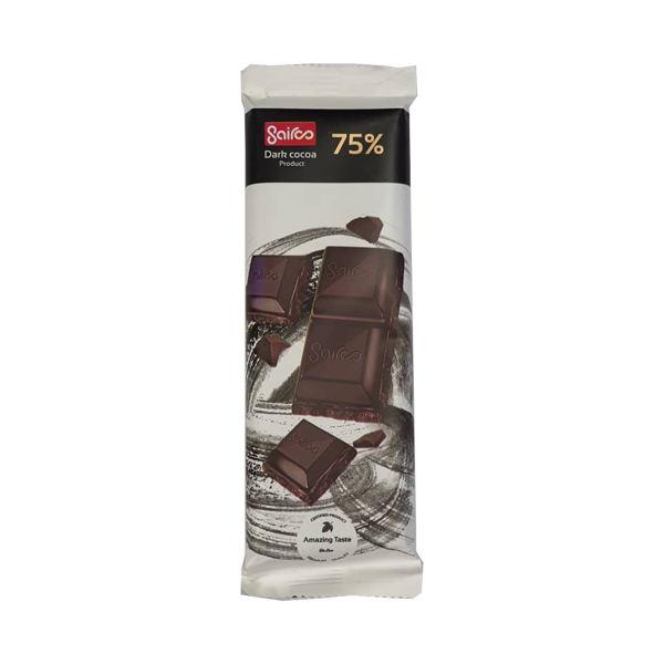شکلات تلخ  75% تابلت سایرو - شکلات تلخ  75% تابلت سایرو