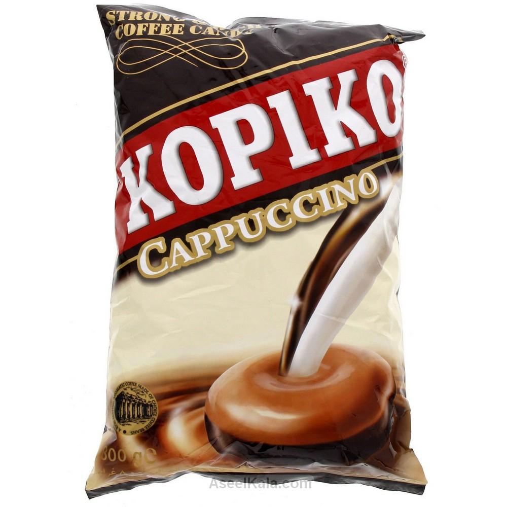 آبنبات 800g با طعم کاپوچینو کوپیکو (Kopiko ) - آبنبات 800g با طعم کاپوچینو کوپیکو (Kopiko )