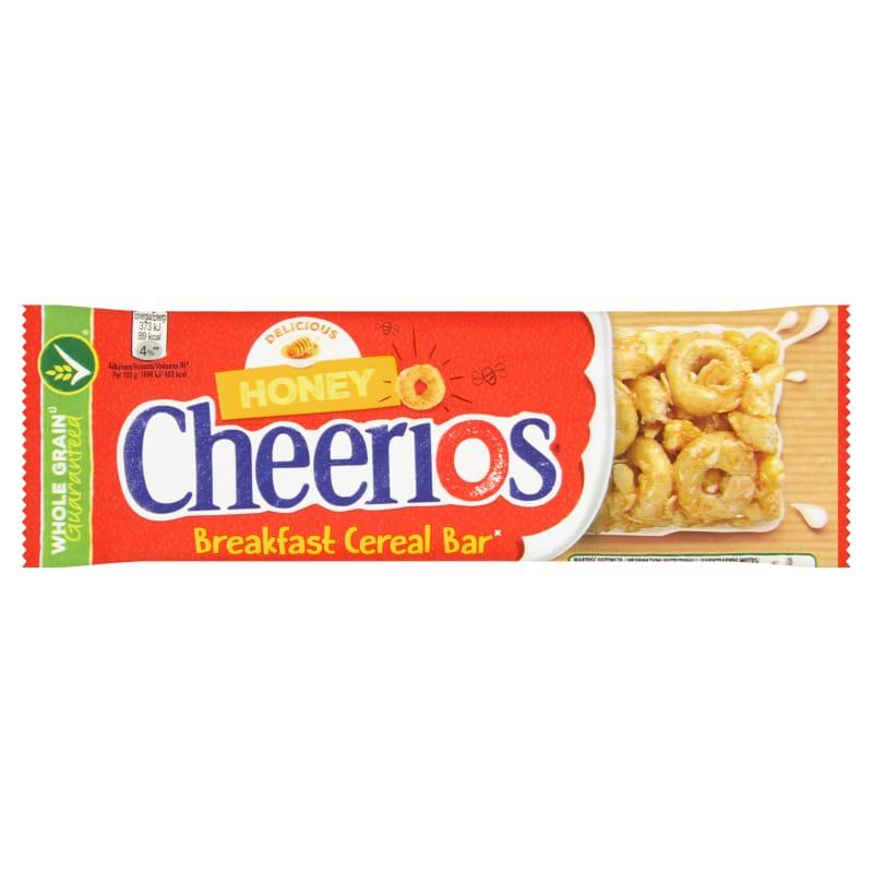 غلات گندمی عسلی 25g  cheerios - غلات گندمی عسلی 25g  cheerios