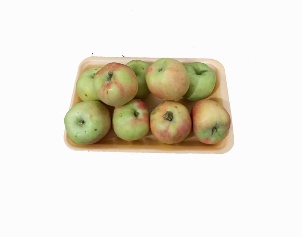 سیب لبنانی  یک کیلوگرم درجه یک  ایران زمین - سیب لبنانی 900گرم ایران زمین